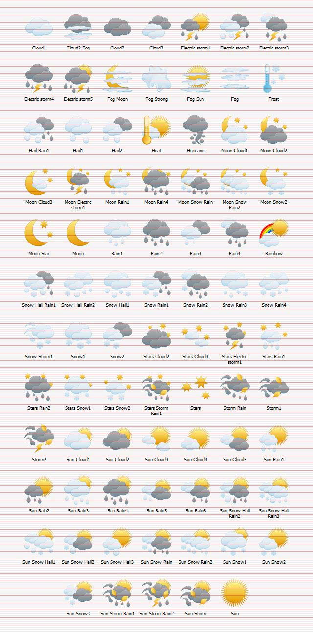 Vector Weather Screenshot